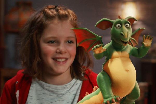 "Filmszene aus ""Hexe Lilli rettet Weihnachten"" | Bild: Walt Disney"