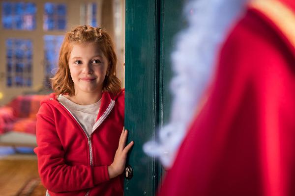 "Szenenbild aus ""Hexe Lilli rettet Weihnachten"" | Bild: Walt Disney"