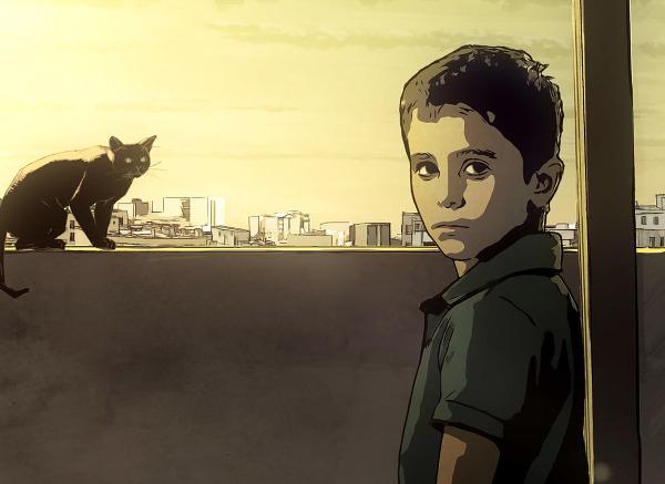 "Szenenbild aus ""Teheran Tabu"" | Bild: Camino"
