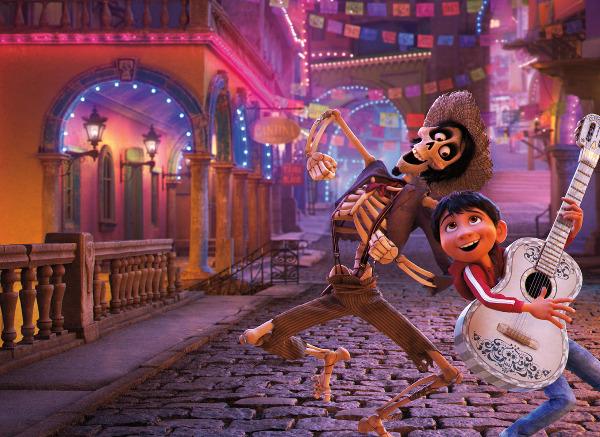 "Filmszene aus ""Coco"" | Bild: Disney"