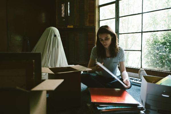 """Szenenbild aus """"A Ghost Story""""   Bild: UPI"""