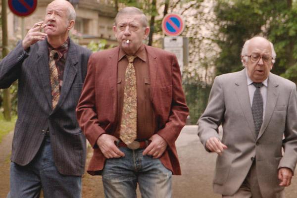 "Filmszene aus ""Alte Jungs"" | Bild: Camino"