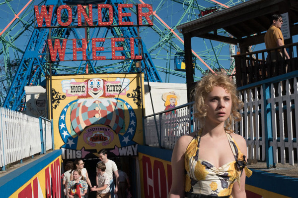 "Filmszene aus ""Wonder Wheel"" 