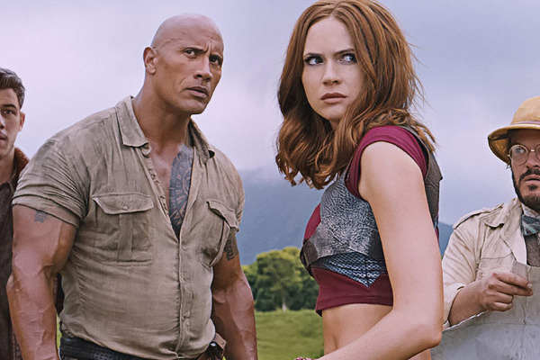 "Filmszene aus ""Jumanji: Welcome to the Jungle"" 