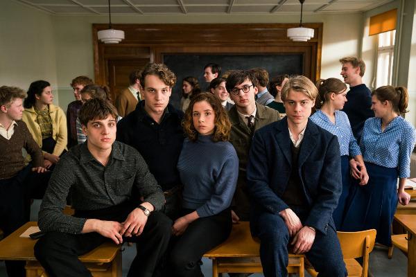 """Szenenbild aus """"Das schweigende Klassenzimmer""""   Bild: StudiCanal"""