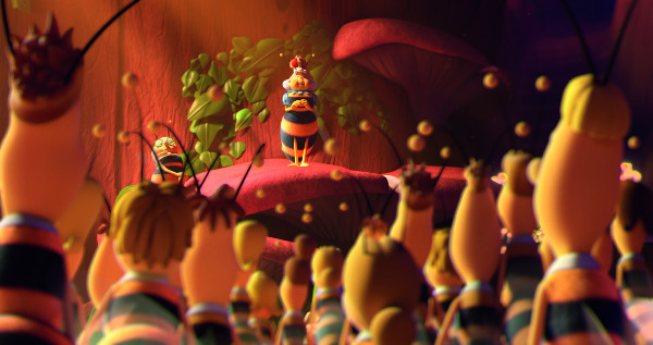 "Szenenbild aus ""Die Biene Maja 2"" | Bild: -1"