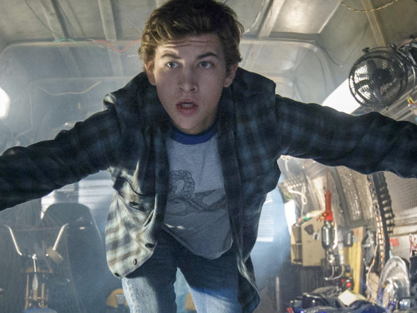 "Filmszene aus ""Ready Player One"" 