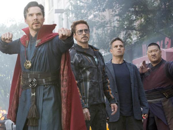 "Filmszene aus ""Avengers: Infinity War"" | Bild: -1"