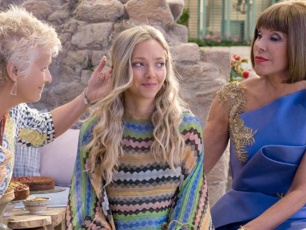 "Szenenbild aus ""Mamma Mia 2"" | Bild: UPI"