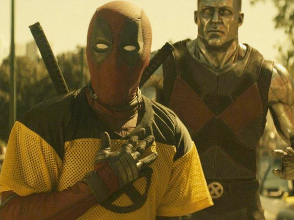 "Filmszene aus ""Deadpool 2"" | Bild: Fox"