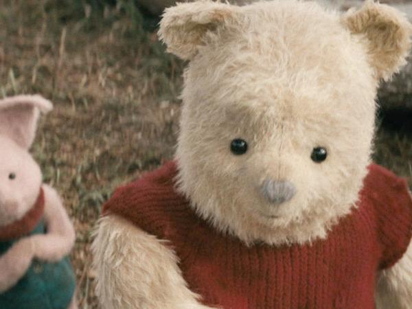 "Filmszene aus ""Christopher Robin "" | Bild: Disney"