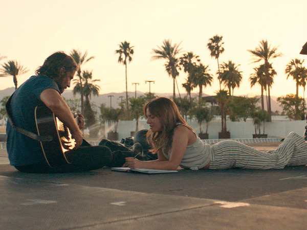 "Szenenbild aus ""A Star is born"" | Bild: Warner"