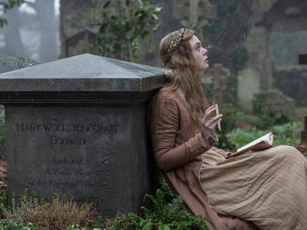 "Szenenbild aus ""Mary Shelley"" | Bild: Prokino"