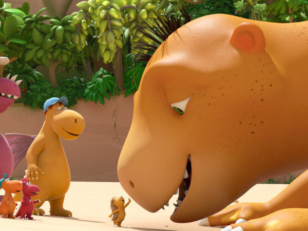 "Szenenbild aus ""Der kleine Drache Kokosnuss 2"" | Bild: DCM"