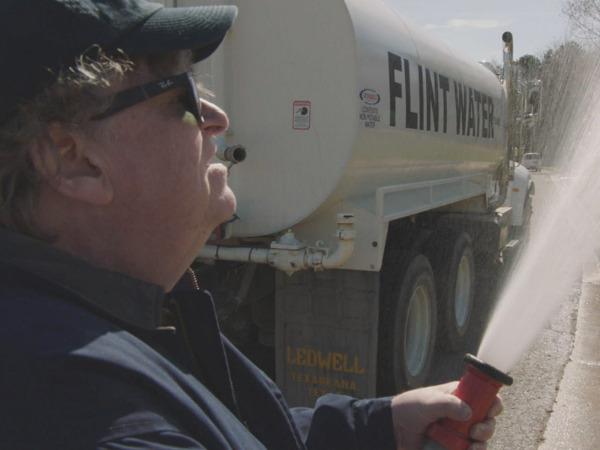 """Szenenbild aus """"Fahrenheit 11/9""""   Bild: Weltkino"""