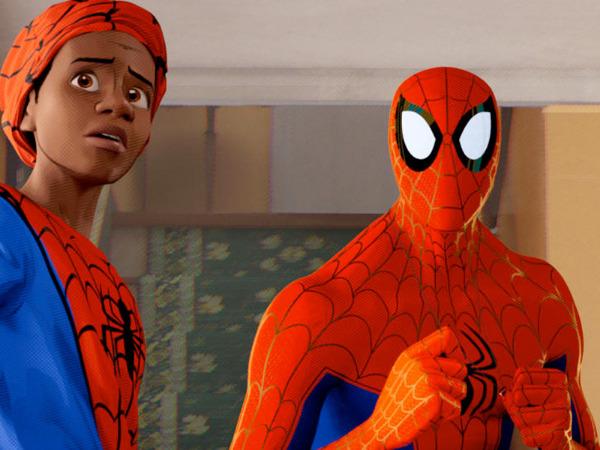 "Filmszene aus ""Spider-Man: A New Universe"" | Bild: Sony"