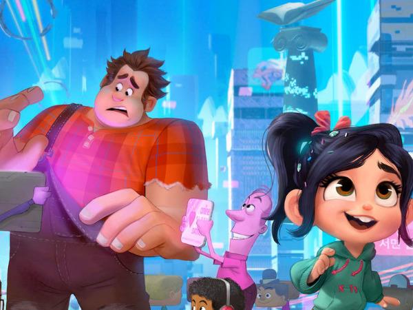 "Filmszene aus ""Chaos im Netz"" | Bild: Disney"