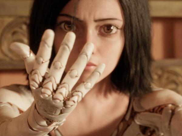 "Filmszene aus ""Alita: Battle Angel"" | Bild: Fox"