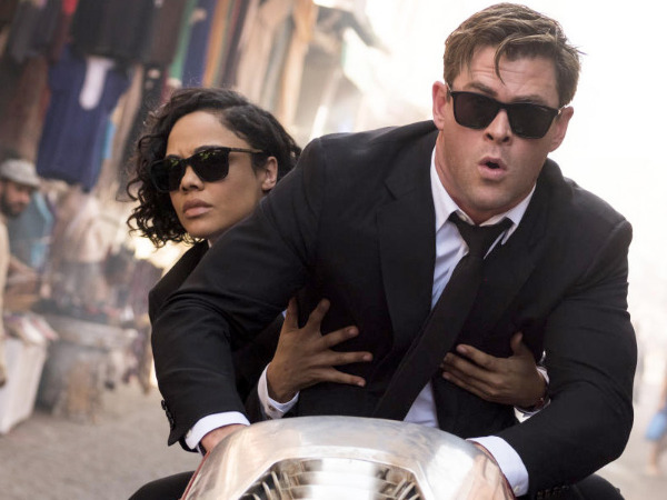 "Filmszene aus ""Men in Black: International"" 