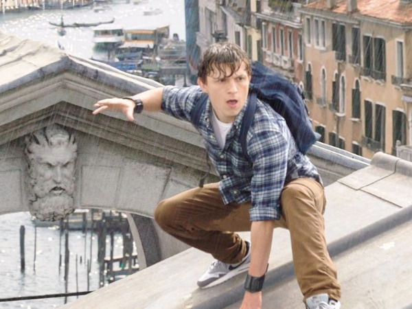 "Filmszene aus ""Spider-Man: Far From Home"" 