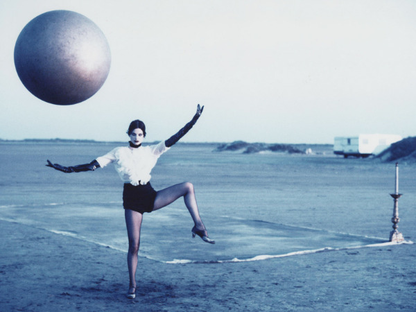 "Szenenbild aus ""Peter Lindbergh"" | Bild: DCM"