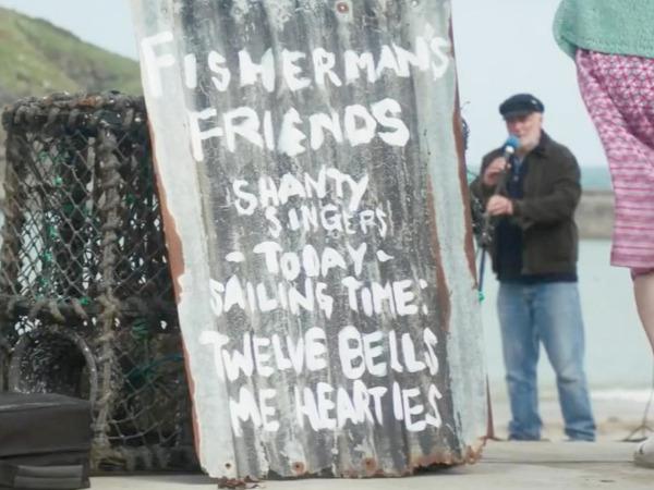 "Szenenbild aus ""Fisherman's Friends"" | Bild: 24Bilder"