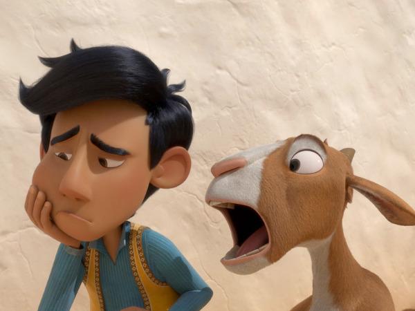 """Szenenbild aus """"Kleiner Aladin und der Zauberteppich""""   Bild: 24Bilder"""
