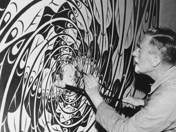 "Szenenbild aus ""M.C. Escher"" | Bild: Filmagentinnen"
