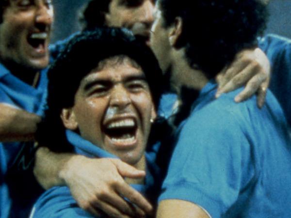 "Szenenbild aus ""Diego Maradona"" | Bild: DCM"