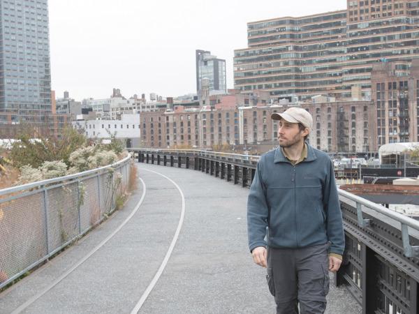 """Szenenbild aus """"New York - Die Welt vor deinen Füßen""""   Bild: 24Bilder"""