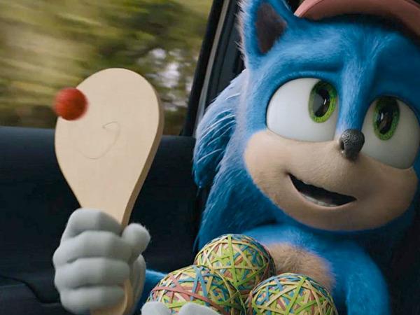 "Filmszene aus ""Sonic the Hedgehog"" | Bild: Paramount"