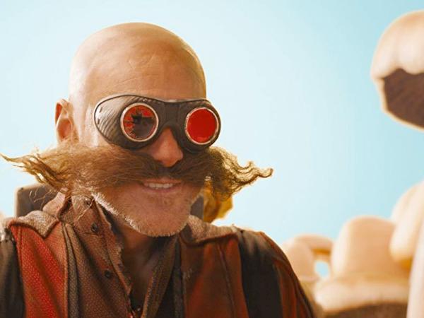 "Szenenbild aus ""Sonic the Hedgehog"" | Bild: Paramount"