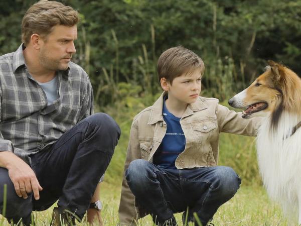 "Szenenbild aus ""Lassie"" | Bild: Warner"