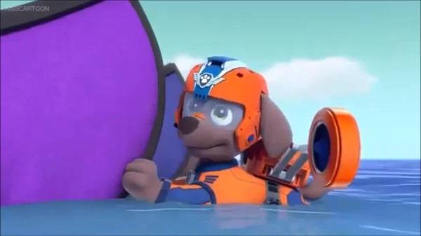 "Szenenbild aus ""Paw Patrol: Mighty Pups"" | Bild: Paramount"