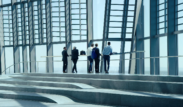 "Szenenbild aus ""Oeconomia"" | Bild: Neue Visionen"