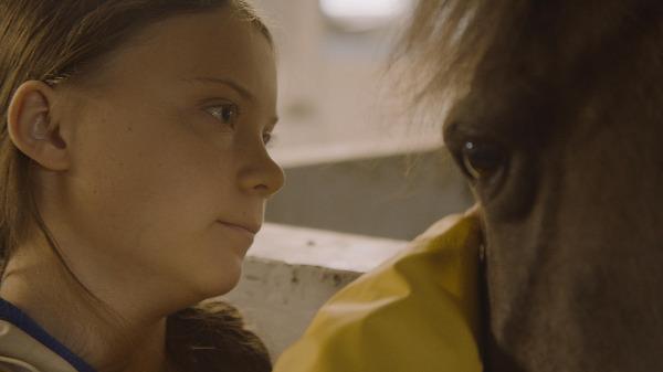 "Szenenbild aus ""I am Greta"" | Bild: Filmwelt"