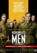 "Filmplakat zu ""Monuments Men"" 