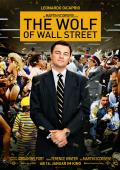 "Filmplakat zu ""The Wolf of Wall Street"" 