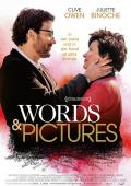 "Filmplakat zu ""Words and Pictures"" 