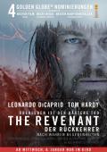 "Filmplakat zu ""The Revenant"" | Bild: Fox"