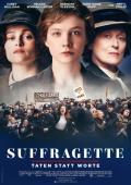 """Filmplakat zu """"Suffragette""""   Bild: Concorde"""