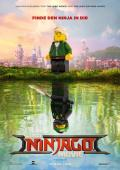 "Filmplakat zu ""The Lego Ninjago Movie"" 