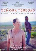 """Filmplakat zu """"Señora Teresas Aufbruch in ein neues Leben""""   Bild: Arsenal"""