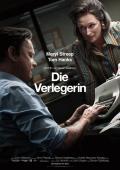 """Filmplakat zu """"Die Verlegerin""""   Bild: Universal"""