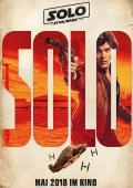 "Filmplakat zu ""Solo: A Star Wars Story""   Bild: Disney"