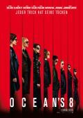 """Filmplakat zu """"Ocean's 8""""   Bild: Warner"""