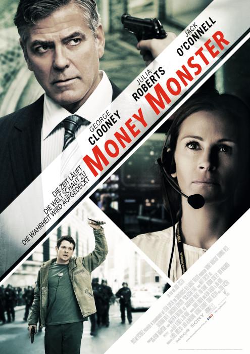 "Filmplakat zu ""Money Monster"" | Bild: Sony"
