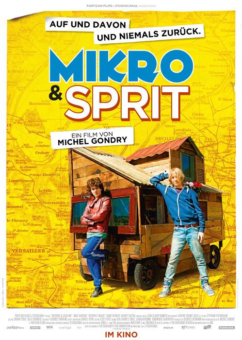 "Filmplakat zu ""Mikro & Sprit"" | Bild: StudioCanal"