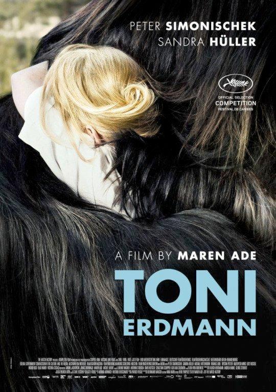 "Filmplakat zu ""Toni Erdmann"" | Bild: Filmwelt"