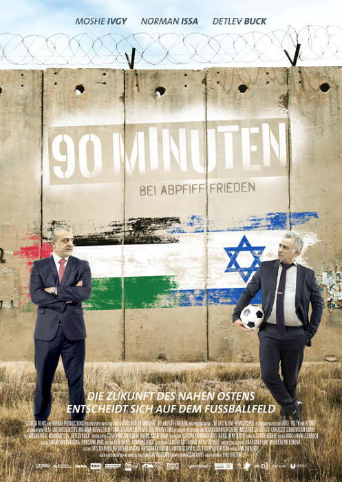 "Filmplakat zu ""90 Minuten"" | Bild: Camino"